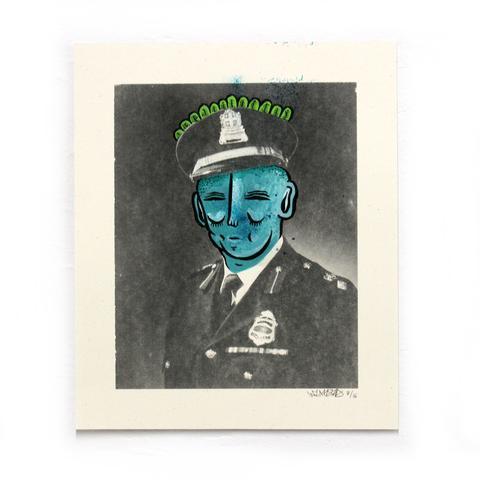 Cop #3 Of 16 by  Waxhead  - Masterpiece Online
