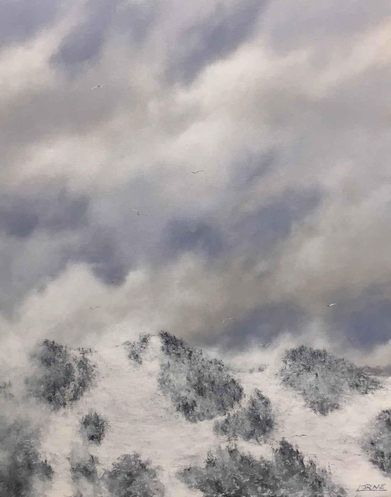 Fresh Powder by Mr. Lorne McDermott - Masterpiece Online