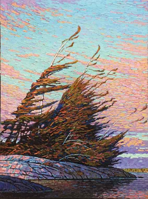 On The Rocks by  Jack Zhou - Masterpiece Online