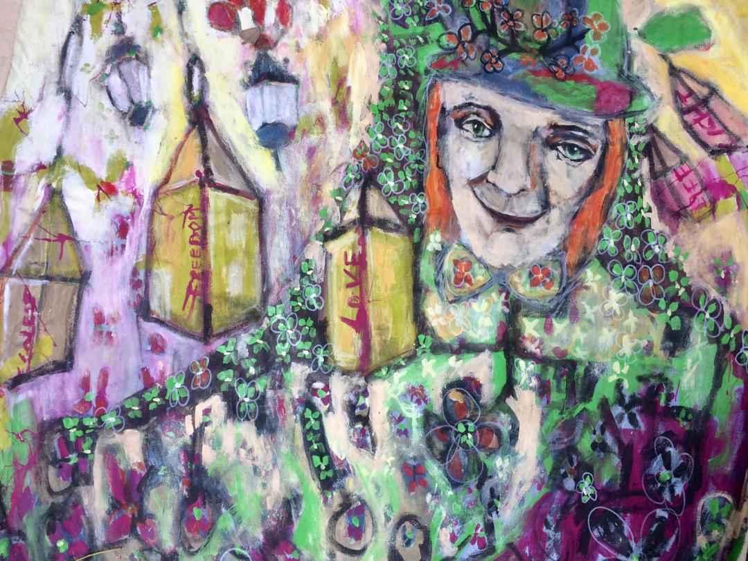 Magic Freedom by  Lilika PAPAGRIGORIOU - Masterpiece Online