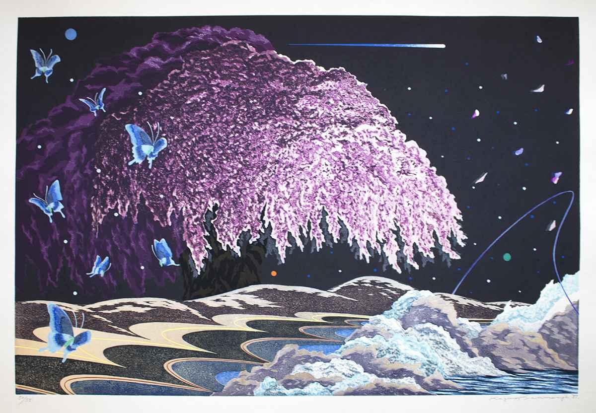 Blossom by  Kazuhiko Sanmonji - Masterpiece Online