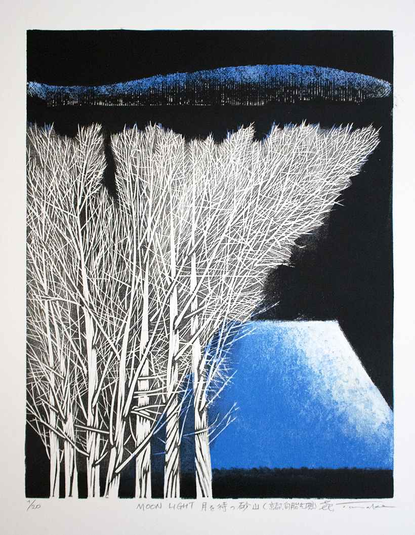 Moonlight Wait For Th... by  Yoshikazu Tanaka - Masterpiece Online