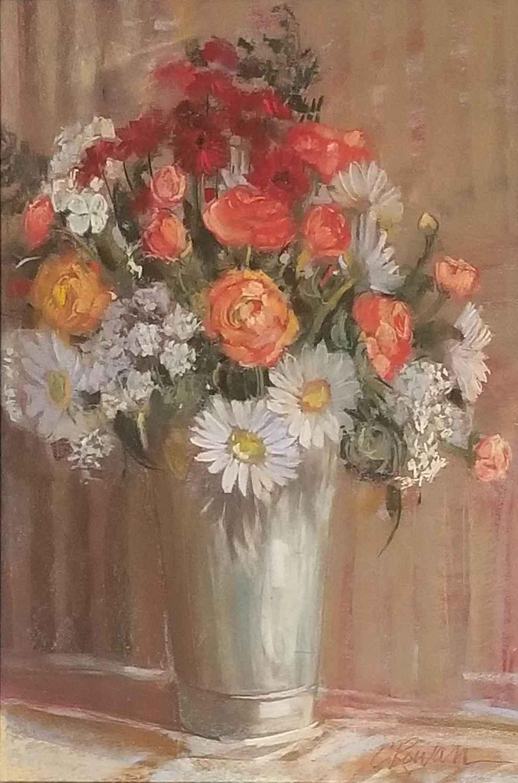 Vase of Flowers by  Carol Rowan - Masterpiece Online