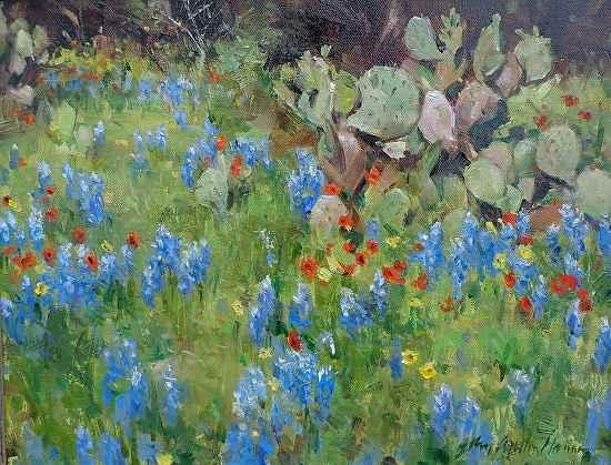 Another Spring by  John Austin Hanna - Masterpiece Online