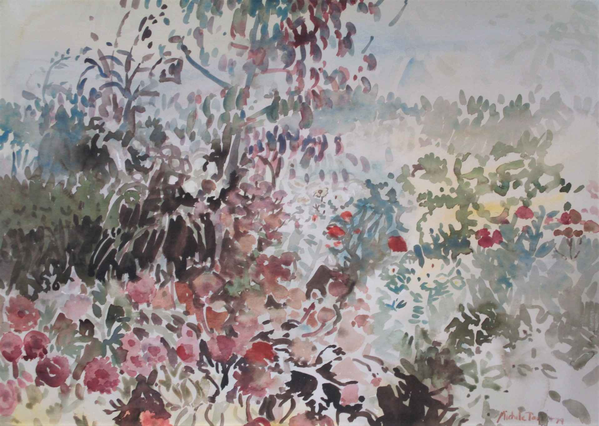 Unknown ( meadow) by  Michelle Taylor - Masterpiece Online