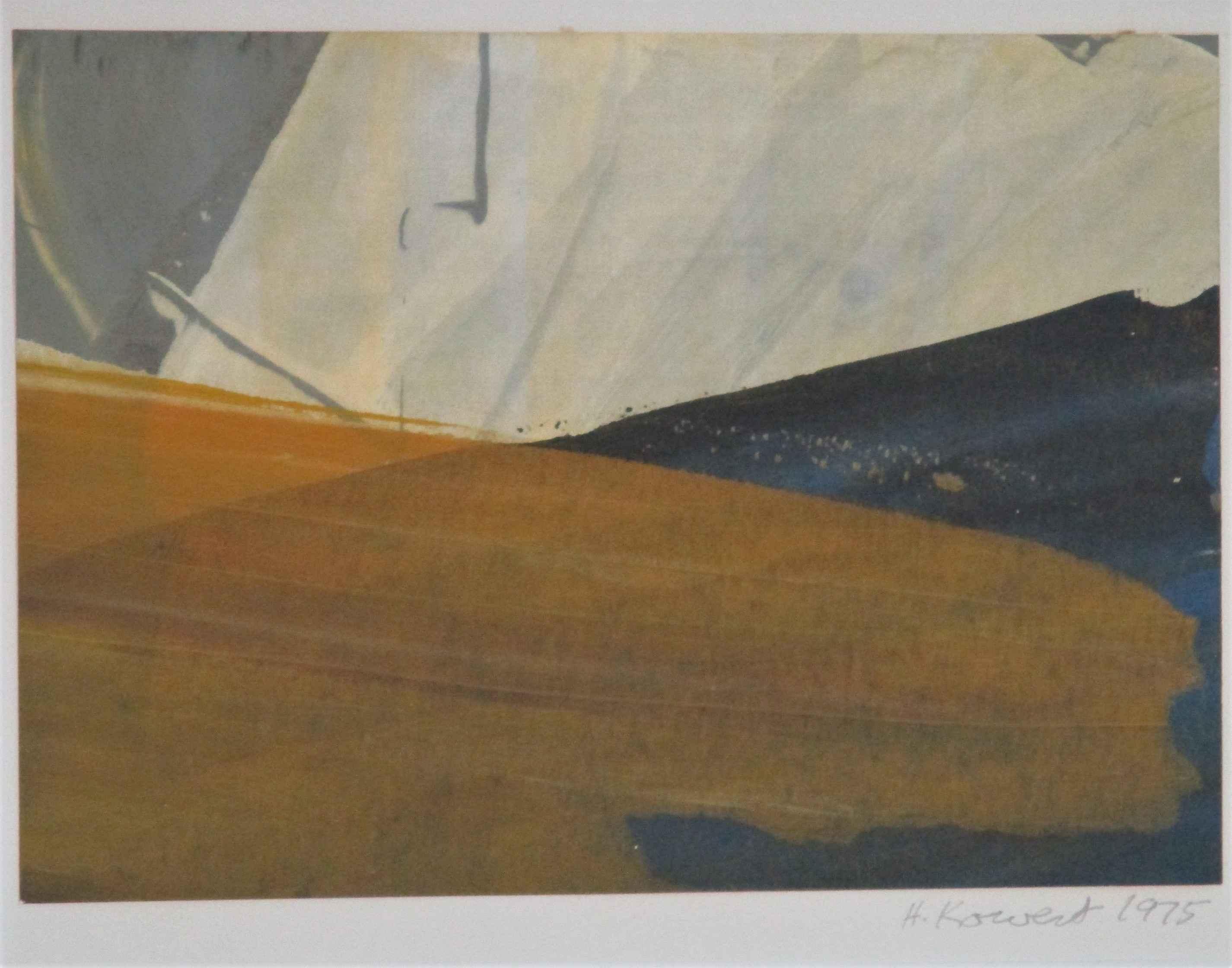 Untitled (abstract) by  Hank Kowert - Masterpiece Online