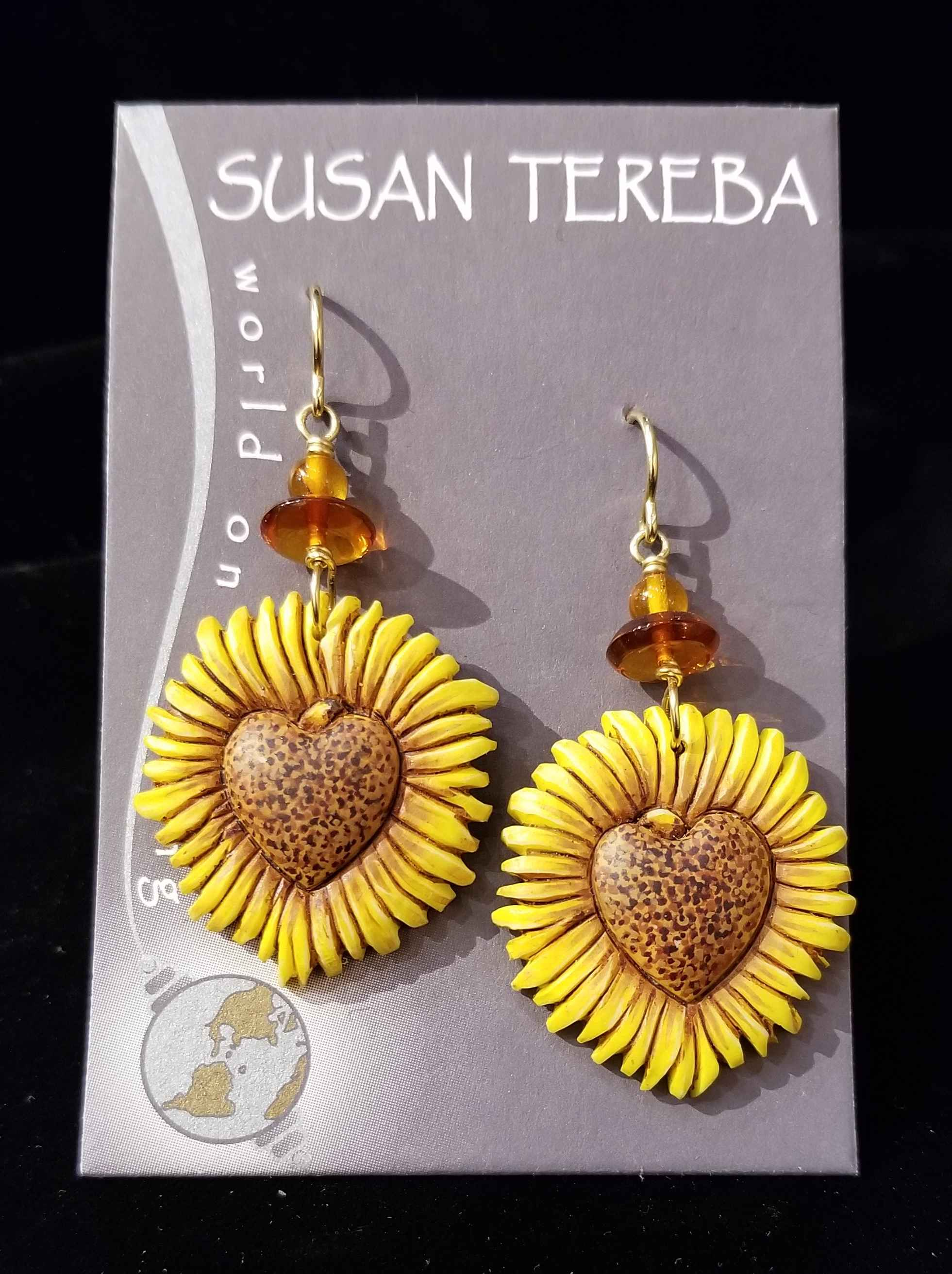 Sunflower Power by  Susan Tereba - Masterpiece Online