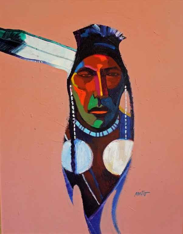 Crow  by  John Nieto