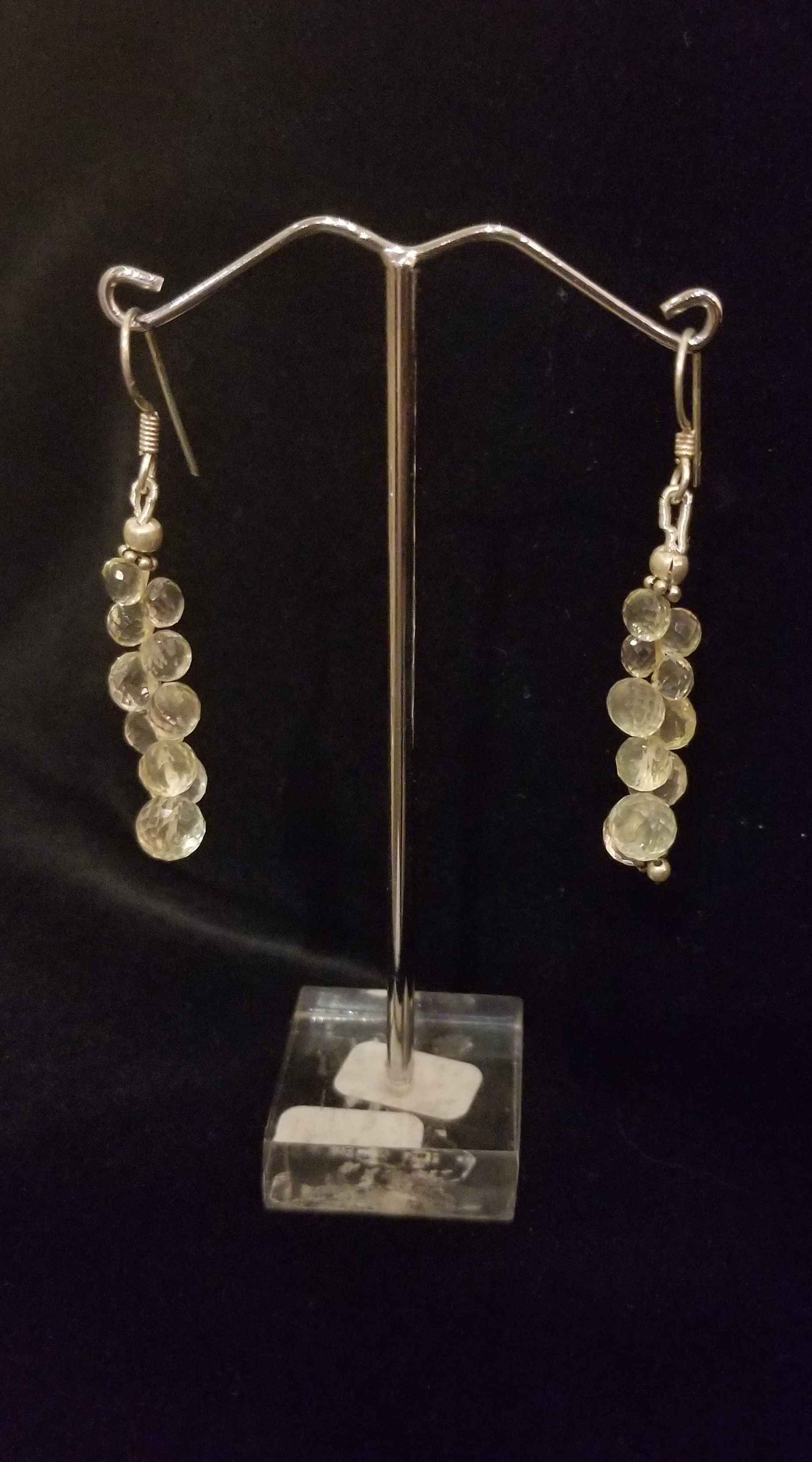 Earrings - Cluster Qu... by  Gallery Pieces - Masterpiece Online