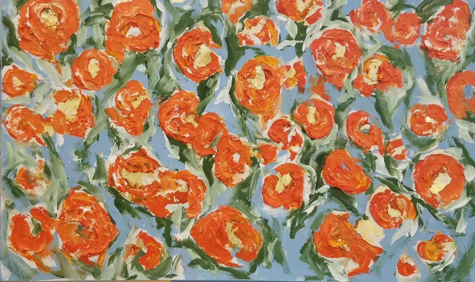 Ranunculus by  Steve Lyons - Masterpiece Online