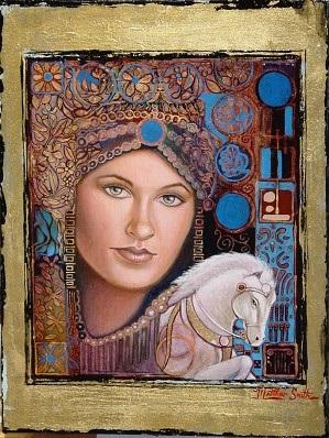 Equine Dreams  by  Matthew Smith - Masterpiece Online