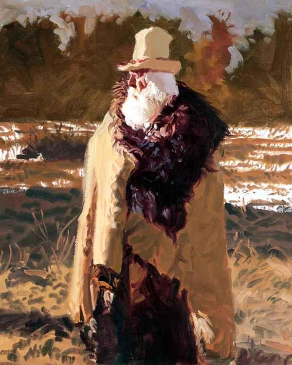 A NEW WORK- Winter's... by  Glen Edwards - Masterpiece Online