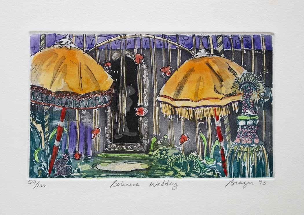 Balinese Wedding by  Sarah Brayer - Masterpiece Online