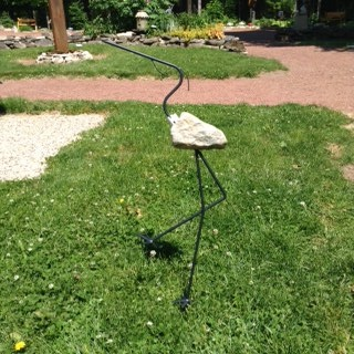 Heron Foot Up - Medium 7M