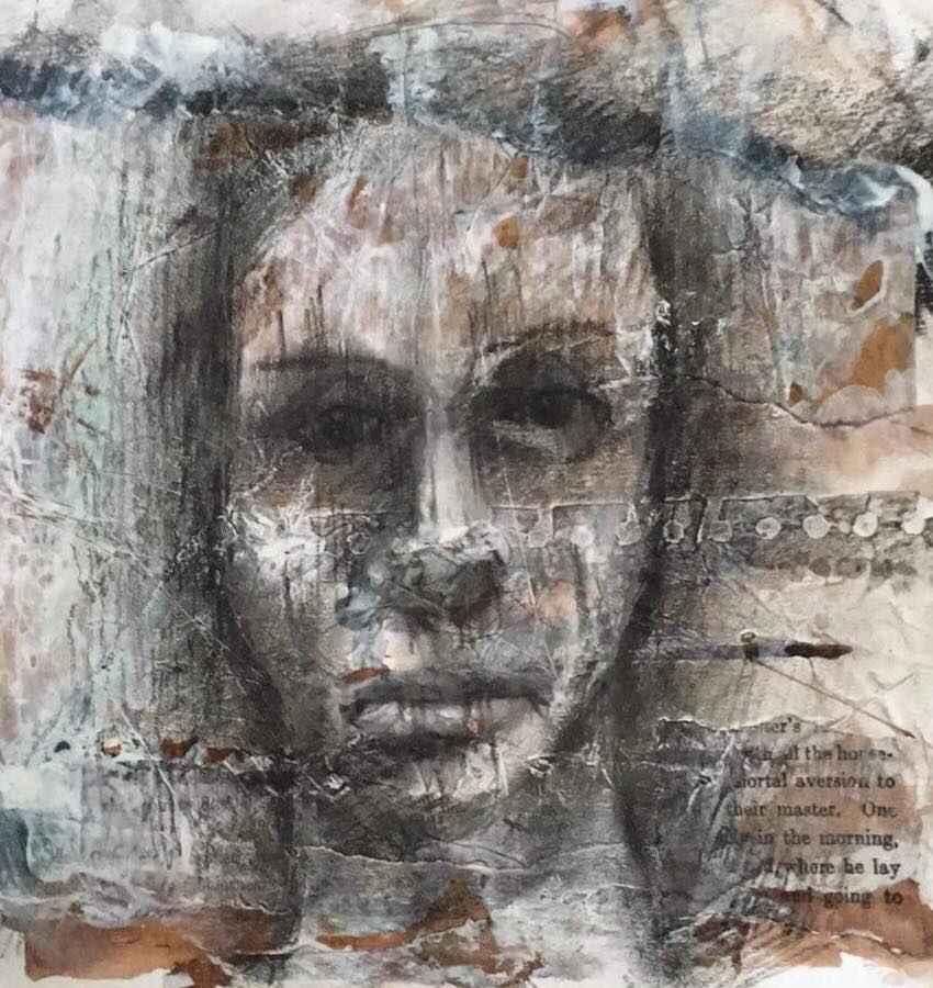 Portrait Study  by  Paul Marsh