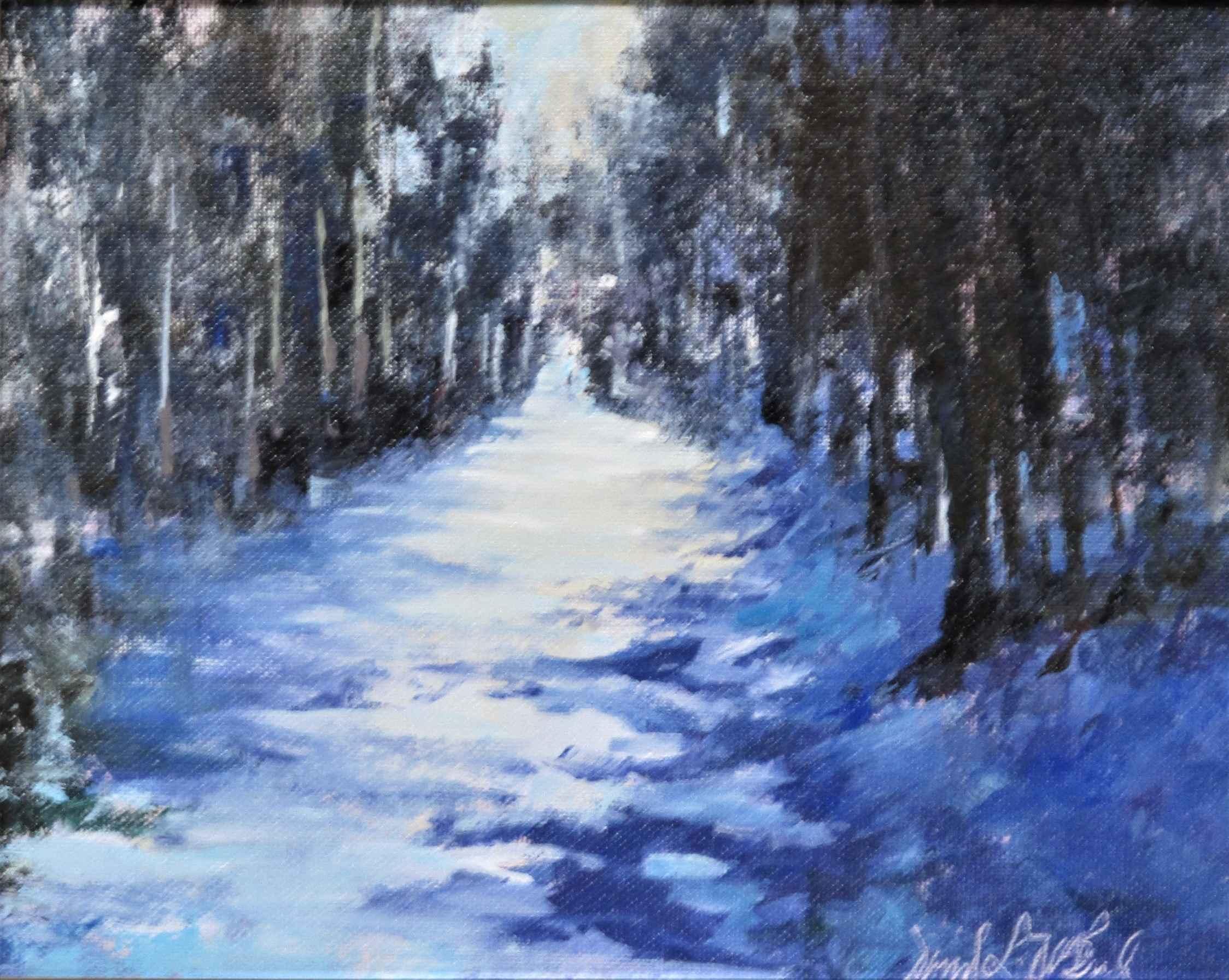 Walk in the Woods by  David McBride - Masterpiece Online