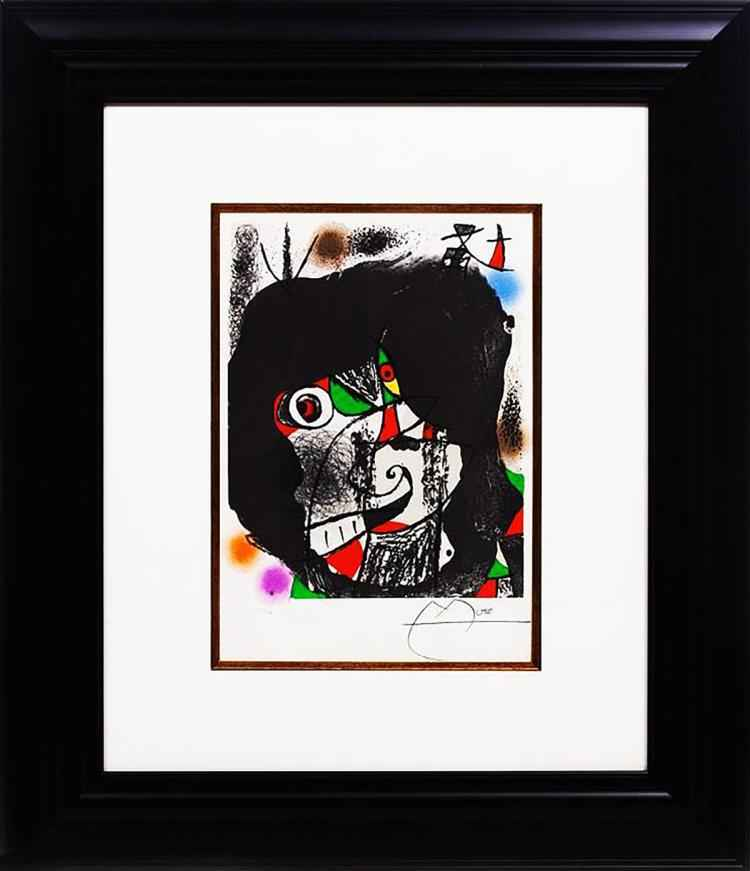 Revolution I by  Joan Miro - Masterpiece Online