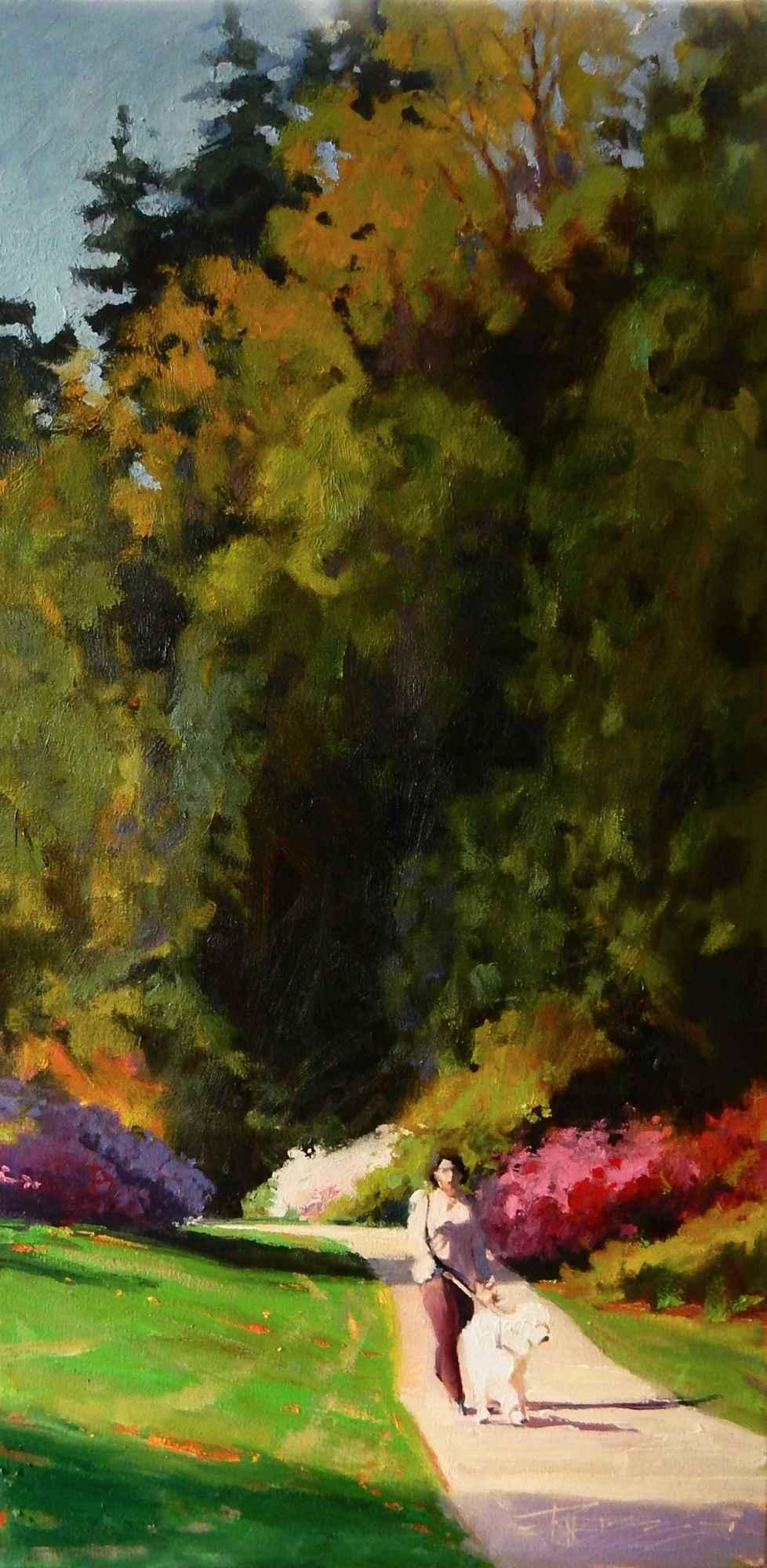 Arboretum Spring by  Robin Weiss - Masterpiece Online