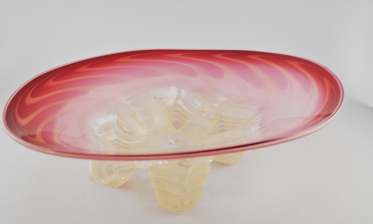 Bowl/Oval Maya by  Neal Drobnis - Masterpiece Online