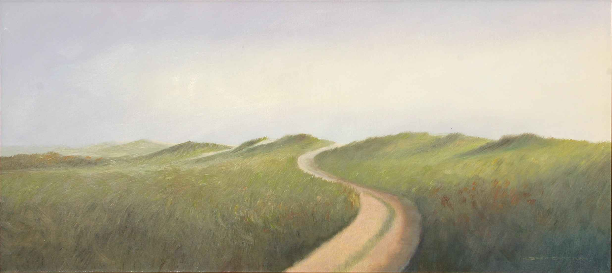 A Path to the Sea-- by  Scott Cameron - Masterpiece Online