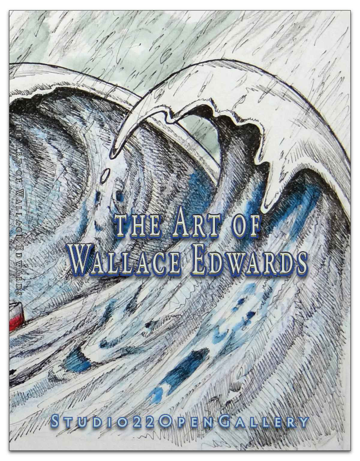 The Art of Wallace Ed...  by  Idea Manufactory