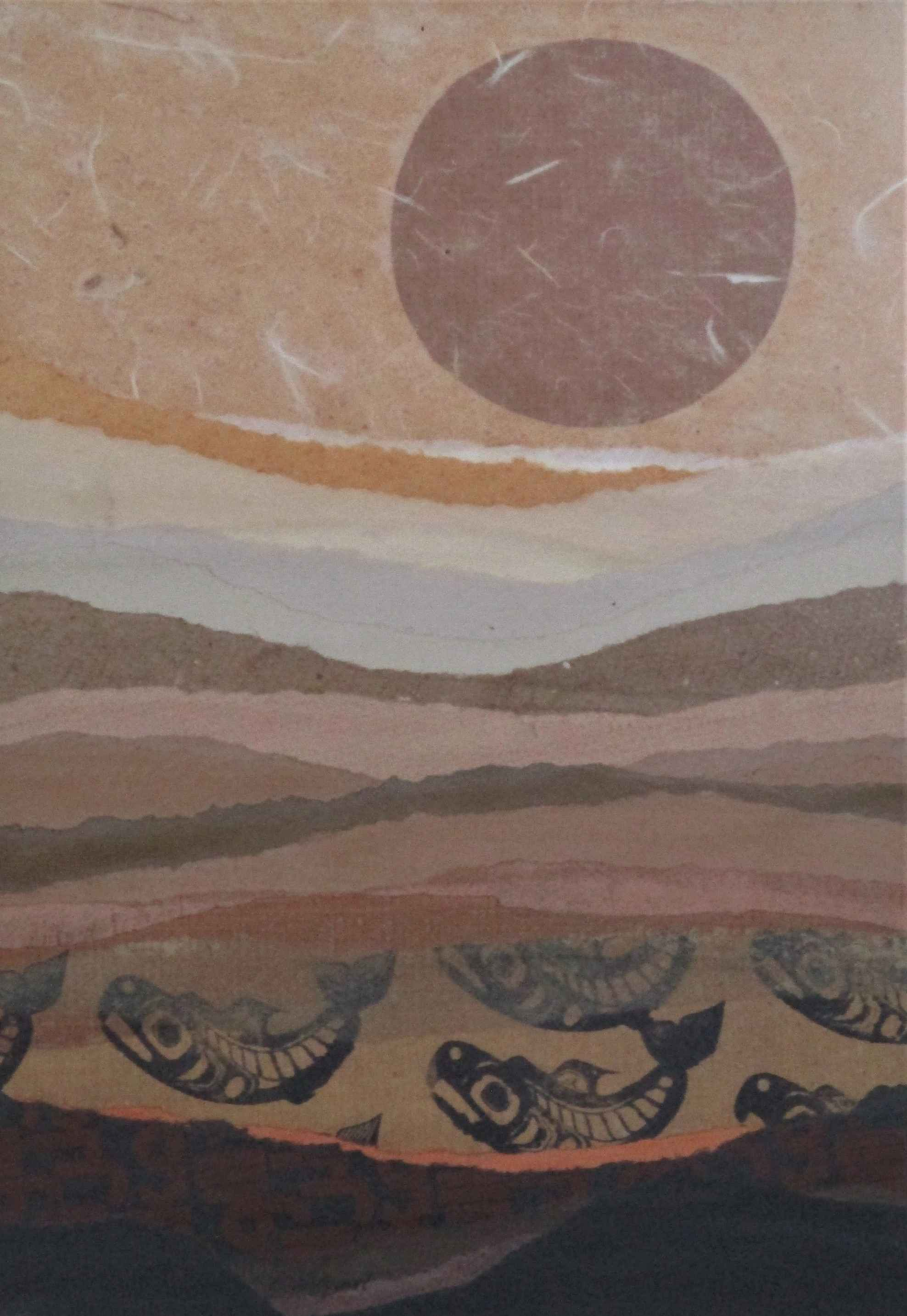 Unknown (Collage) by  Betty Moore Lofquist - Masterpiece Online