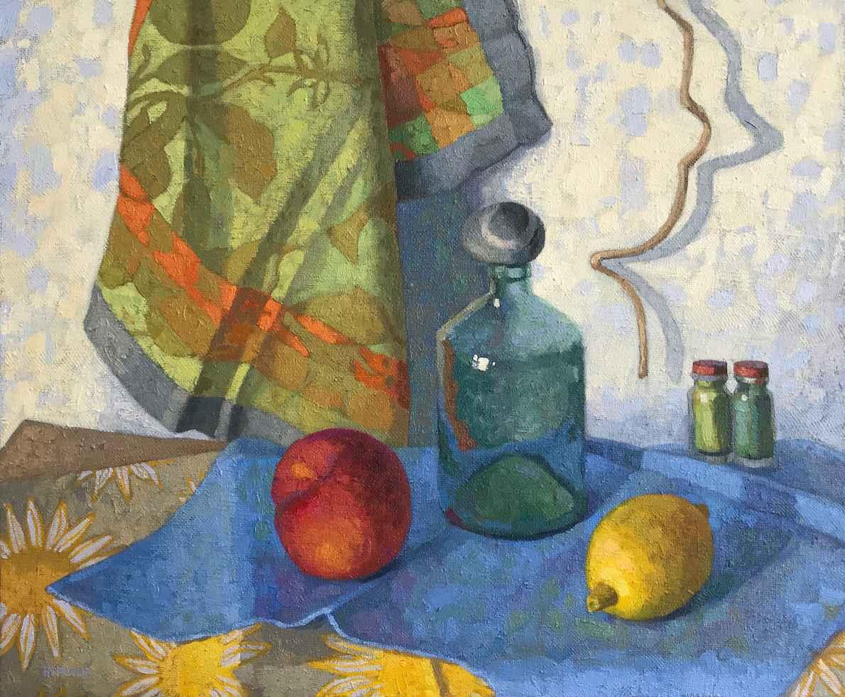 Still Life with Profi... by  Melissa Hefferlin - Masterpiece Online