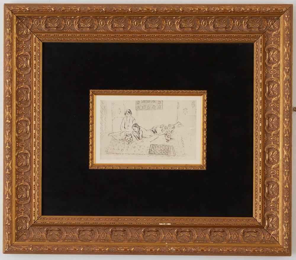 The Matisse Collectio... by  Henri Matisse - Masterpiece Online