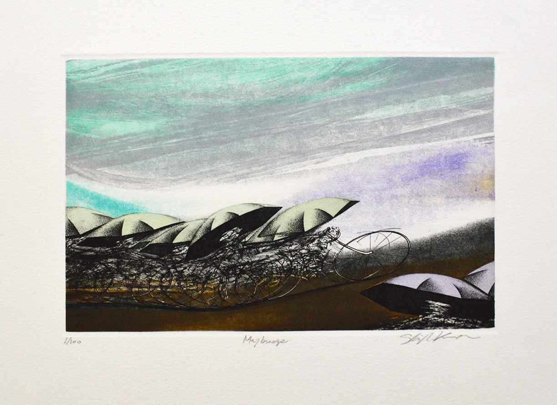 May Breeze by  Shigeki Kuroda - Masterpiece Online
