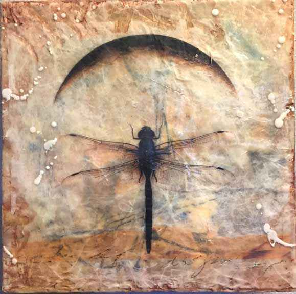 Dragonfly Moon by  Lyn Belisle - Masterpiece Online
