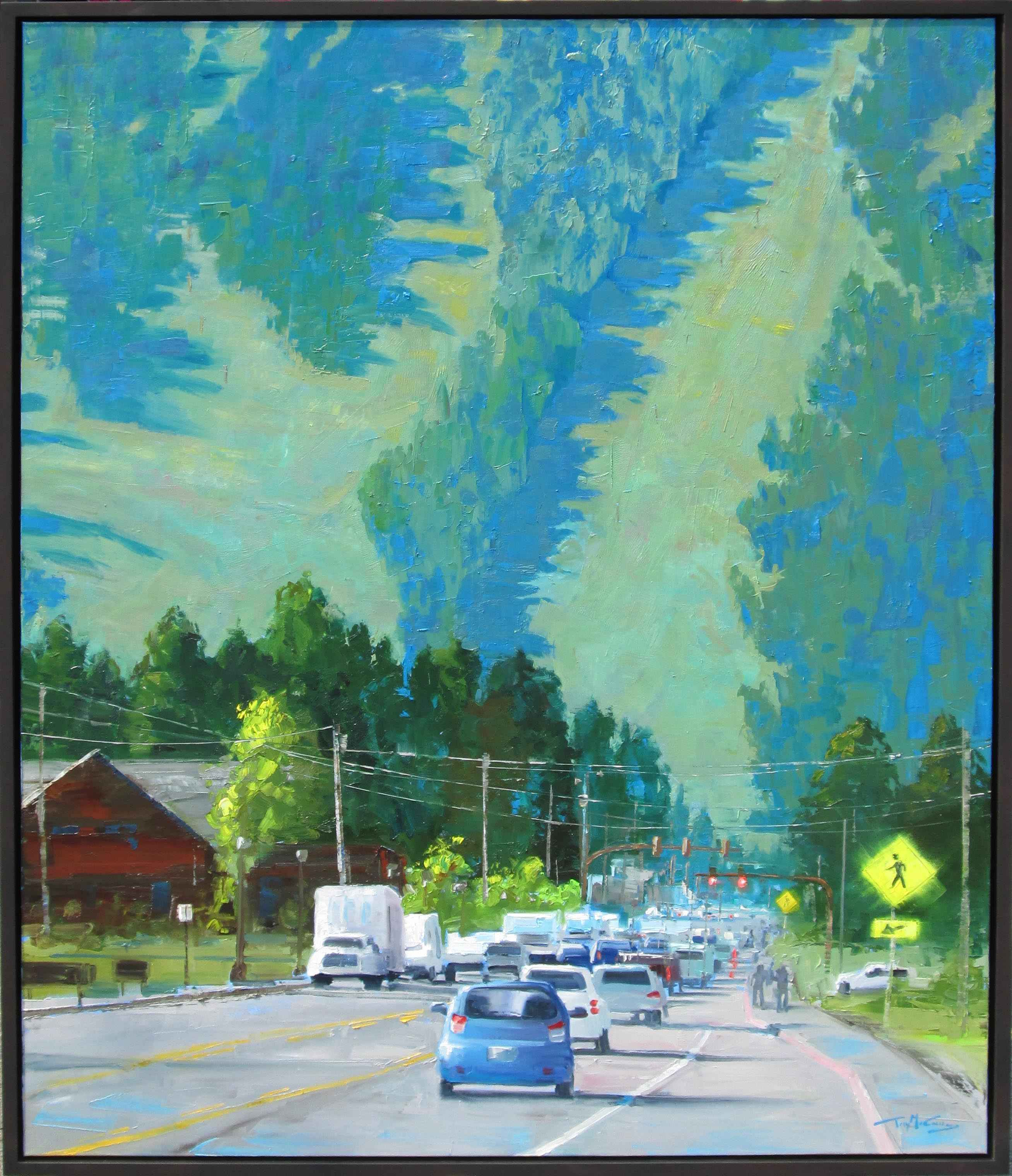 Summer Slopes by  Trey McCarley - Masterpiece Online