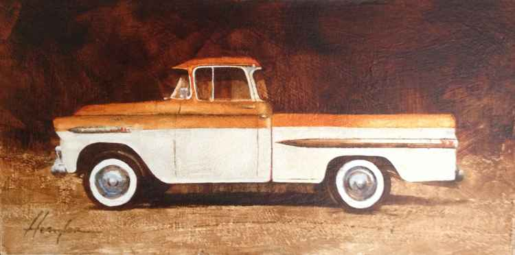 1958 Apache I by  Charlie Hunter - Masterpiece Online
