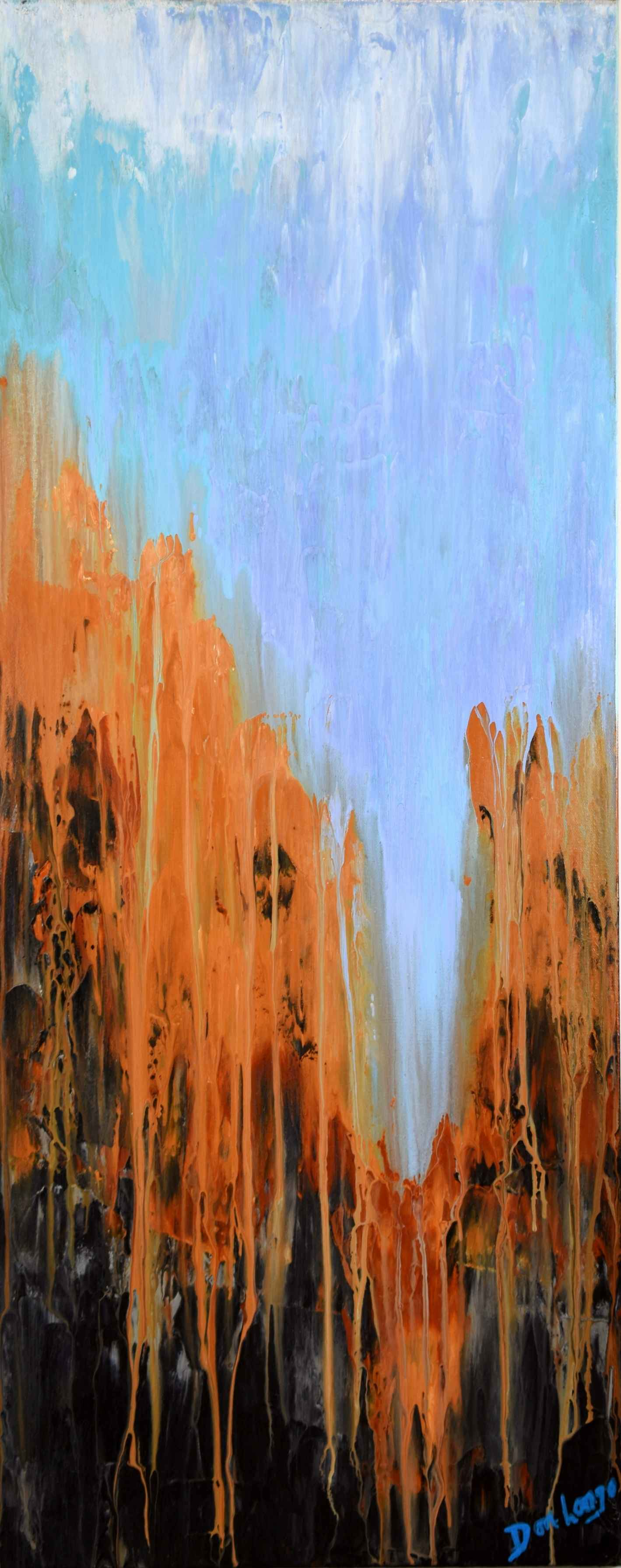Mystic Rain by  Don Longo - Masterpiece Online