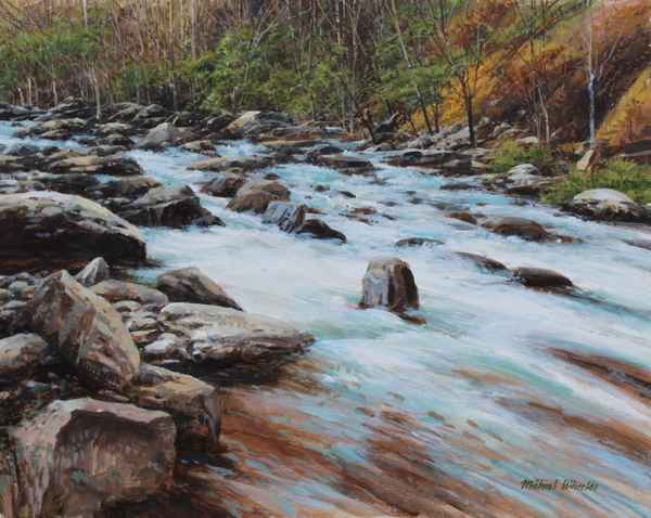 Rocky Creek - Rushing...
