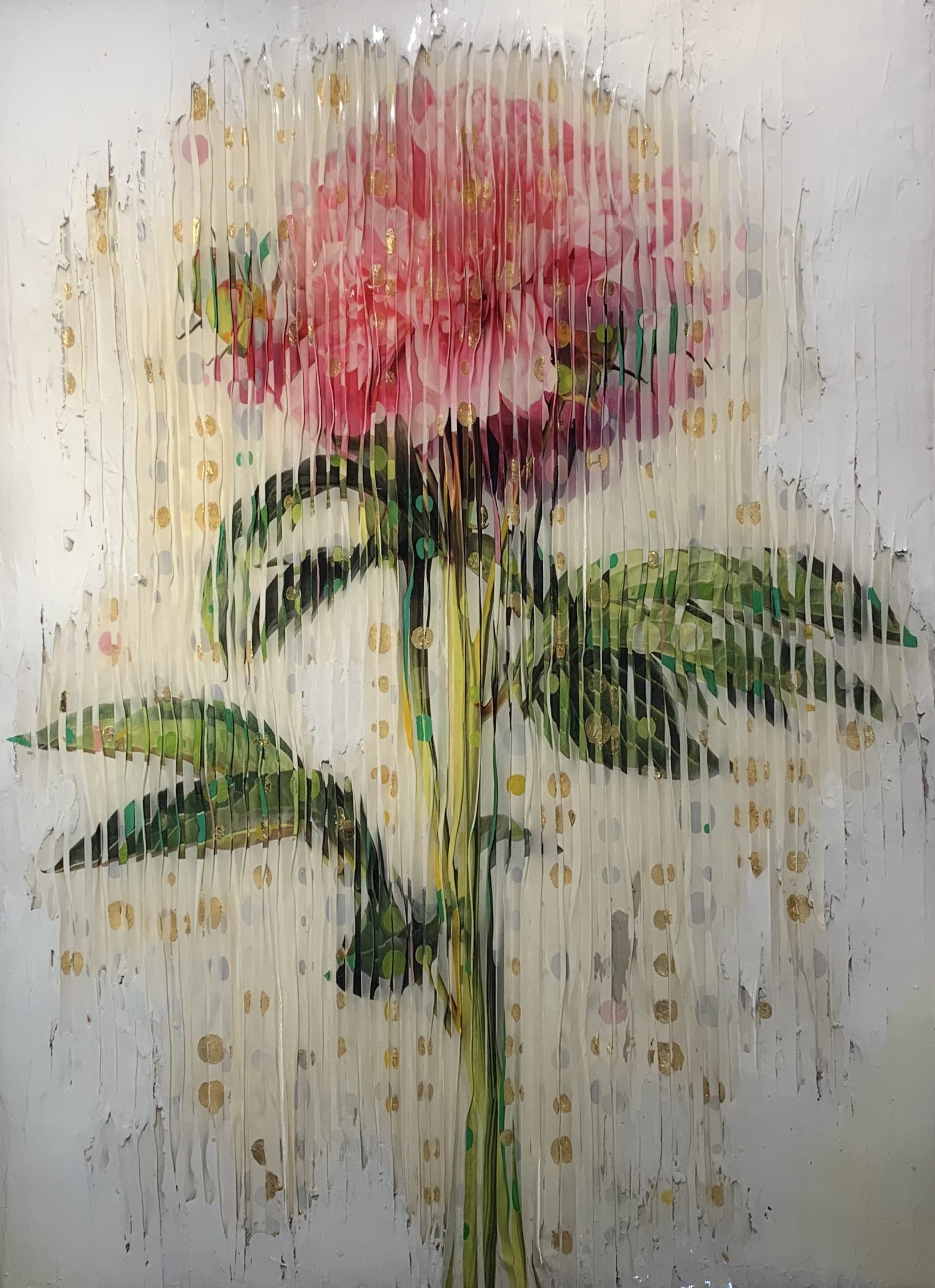 Deconstructed Floral I by  Toddson  - Masterpiece Online