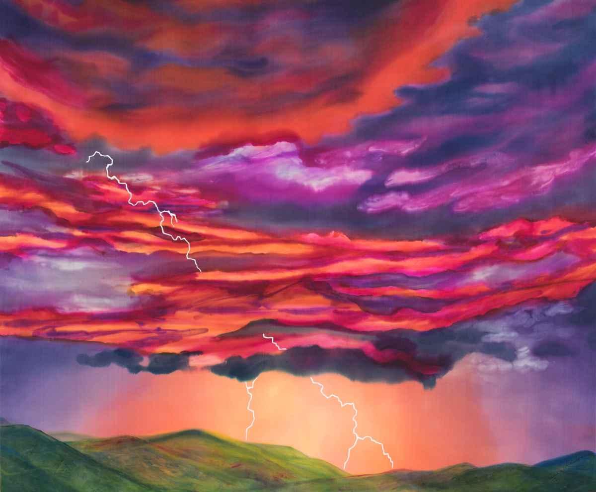 Prairie Magic  by  Diane Lawrence