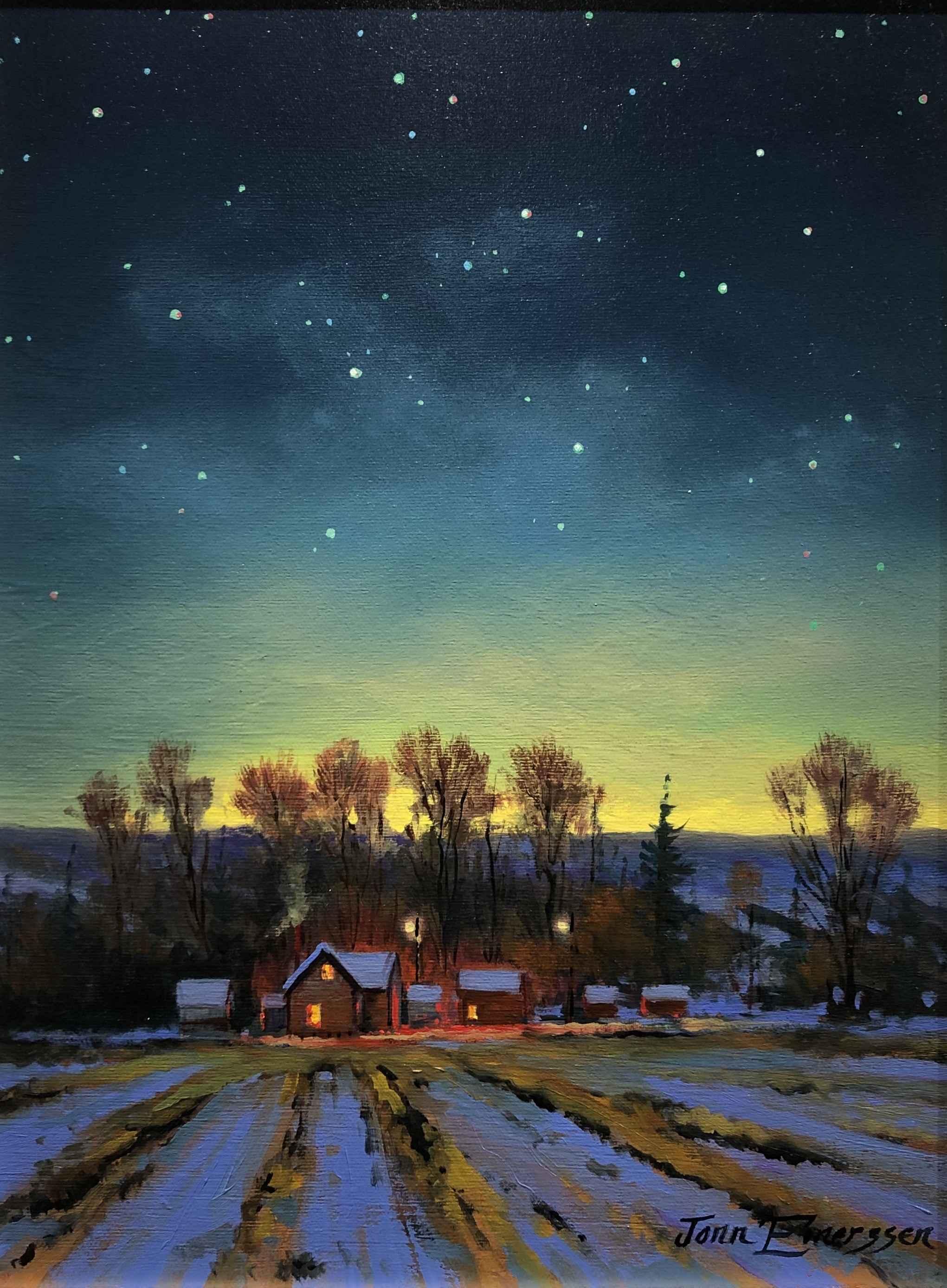 Warm Calling by  Jonn Einerssen - Masterpiece Online