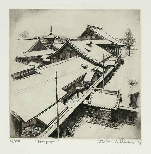 Honpoji by  Brian Williams - Masterpiece Online