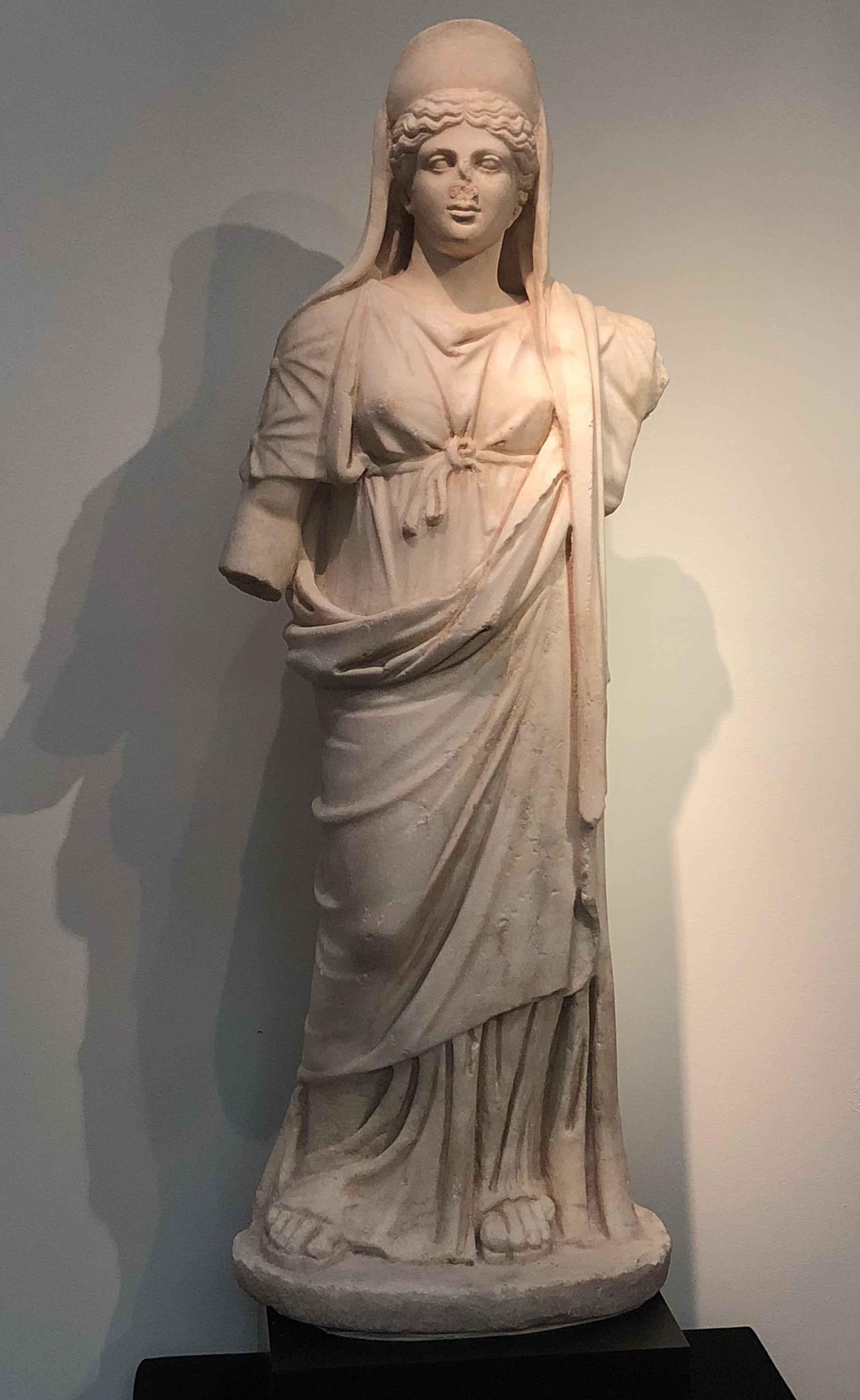 Draped Juno Figure by   Roman - Masterpiece Online