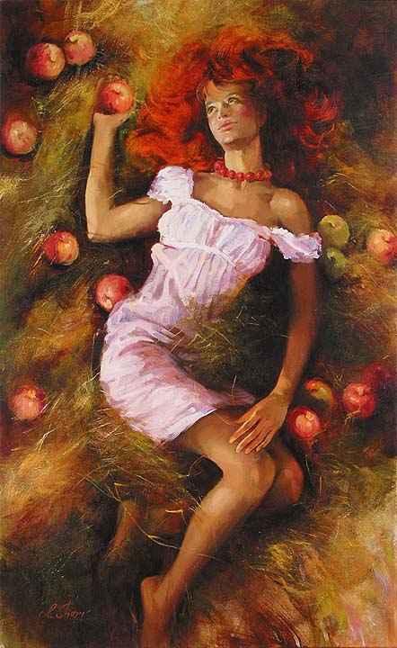 Eve by  Irene Sheri - Masterpiece Online