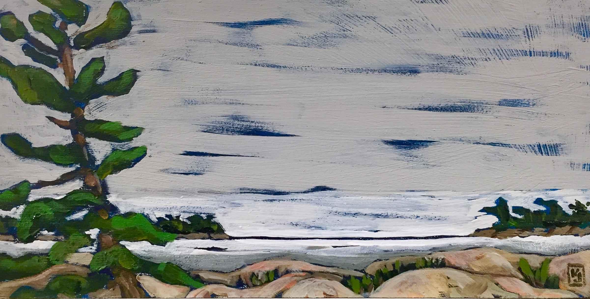 Georgian Bay, Armstro... by  Kaz Jones - Masterpiece Online