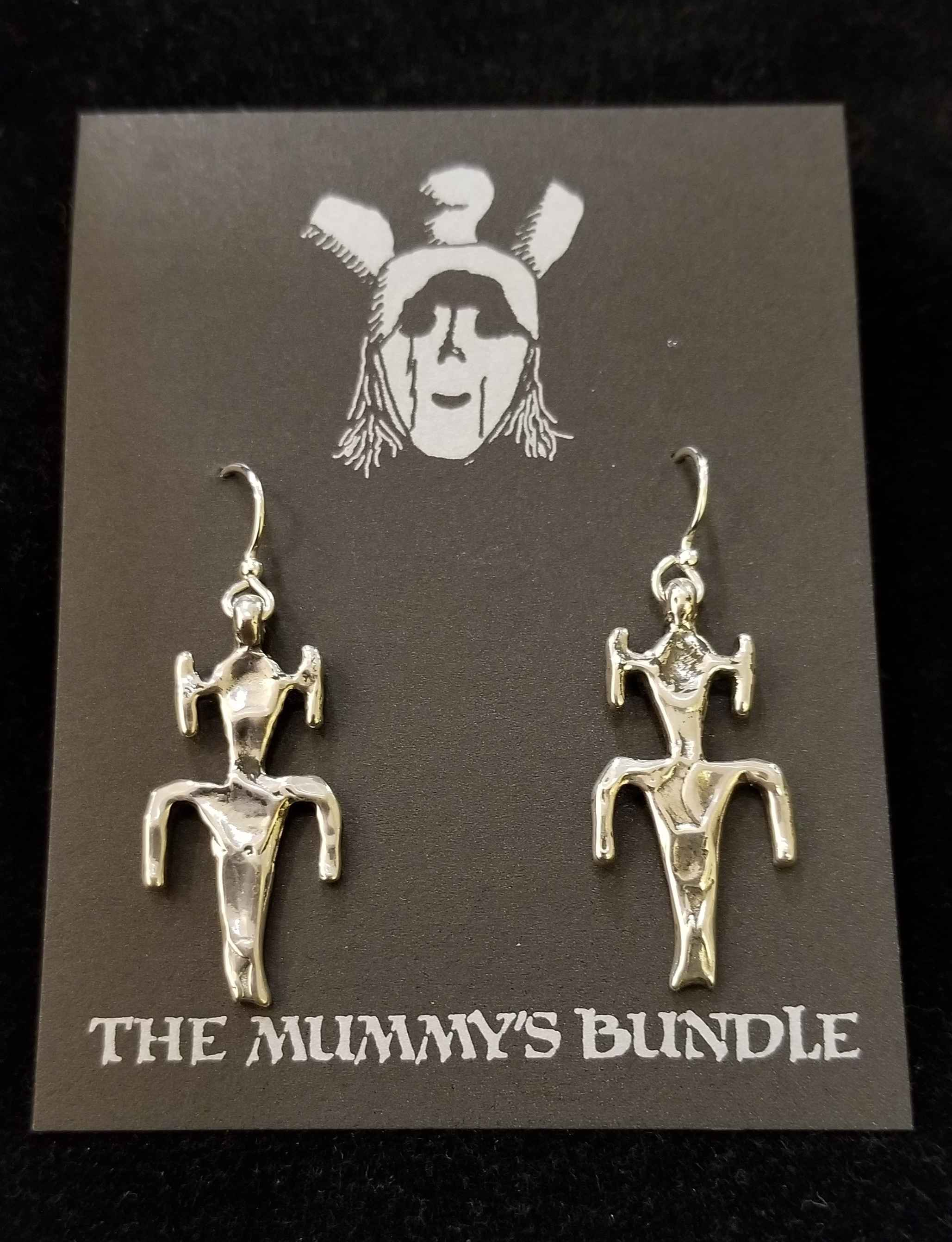 Hopi Maiden Silver Ea... by  Mummy's Bundle - Masterpiece Online