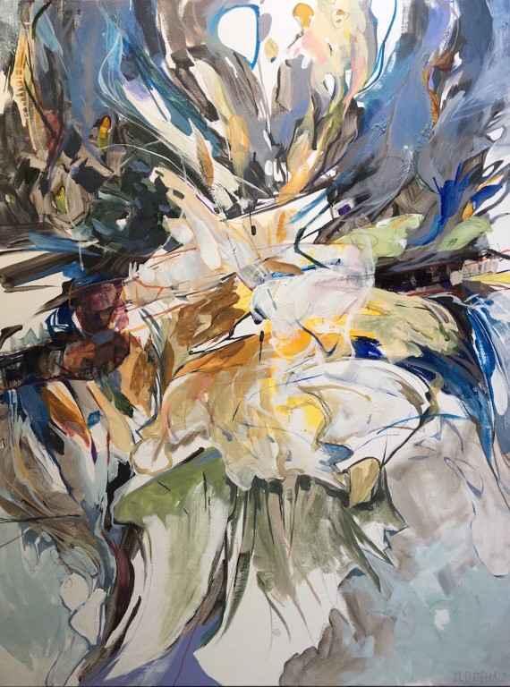Seaweed Wrestle by  Jeffrey Fitzgerald - Masterpiece Online