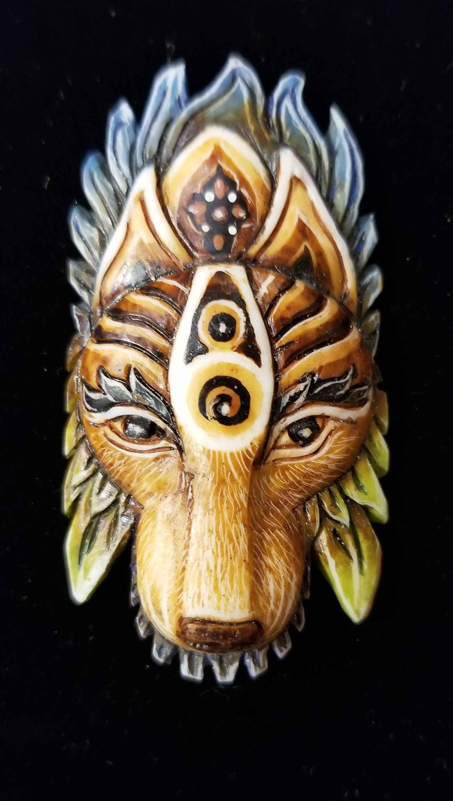 Wolf by  Susan Tereba - Masterpiece Online