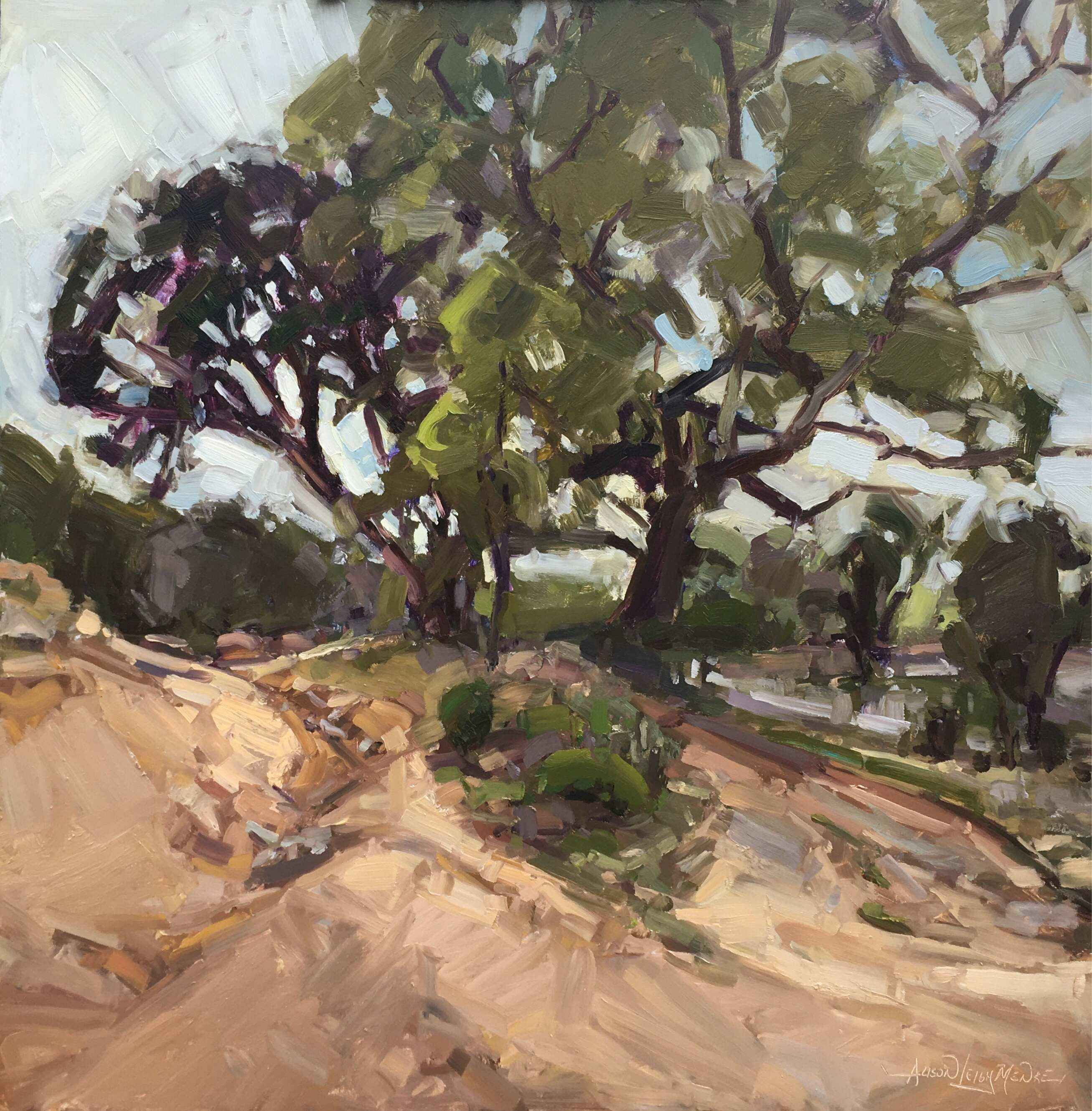 Hill Country by  Alison Menke - Masterpiece Online