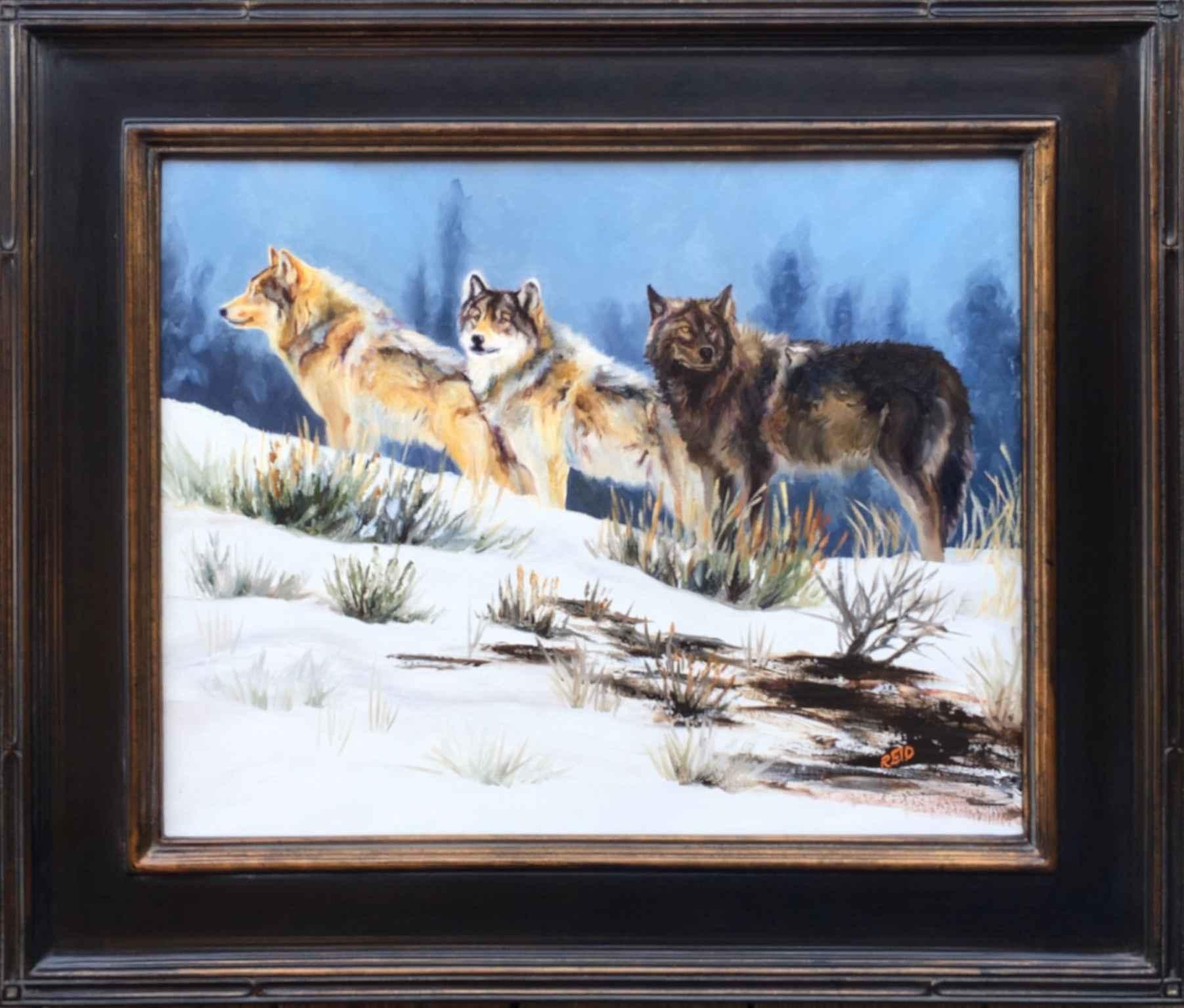 Warm Springs Ridge by  Sonia Reid - Masterpiece Online