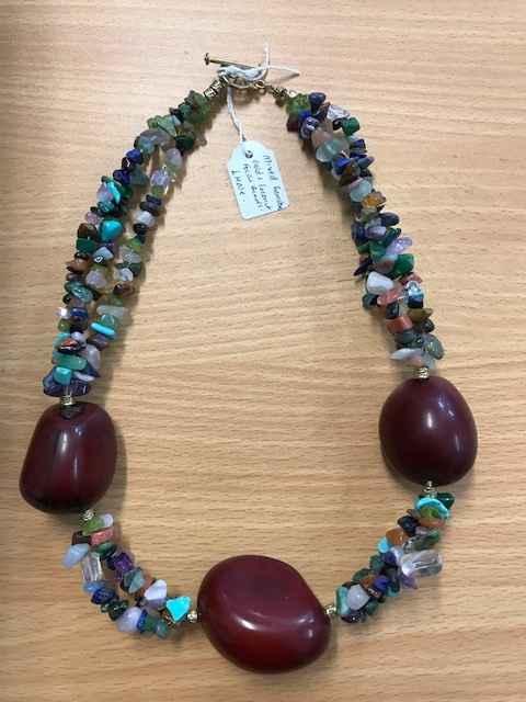 Mixed Gemstones/Gold/... by Mrs Larissa Hale - Masterpiece Online