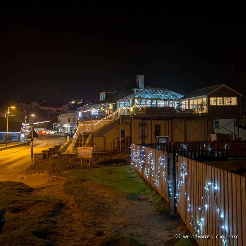 Christmas Lights, Pol... by  Charity Christmas Cards - Masterpiece Online