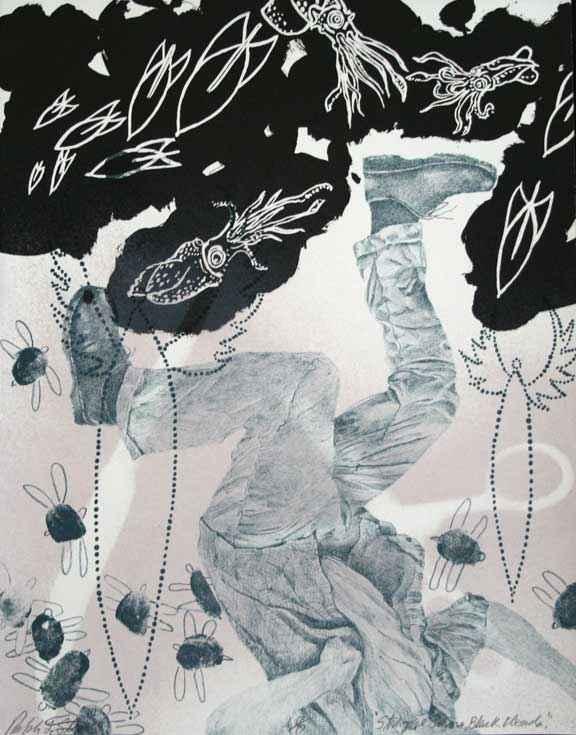 Strange Signs, Black ... by  Ralph L. Steeds - Masterpiece Online