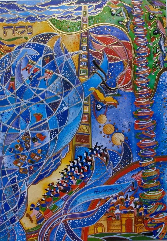 Exodus by  Raphael Abecassis - Masterpiece Online